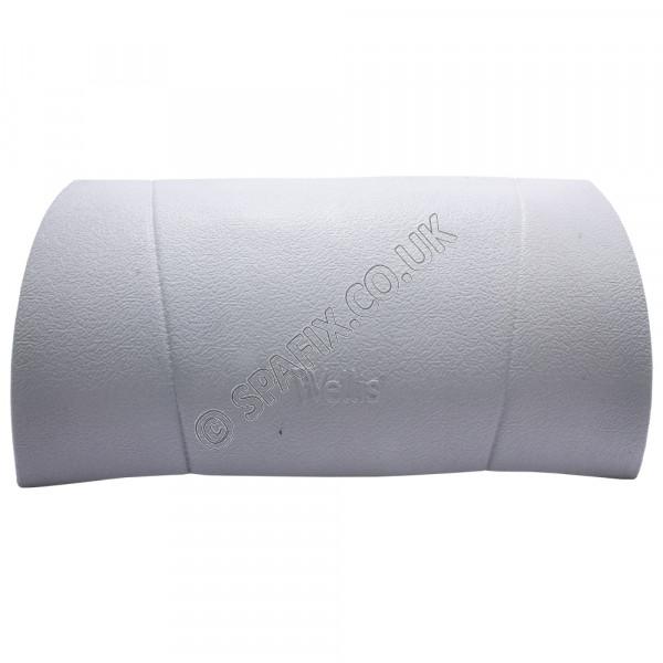Wellis Pillow - Big Light Grey