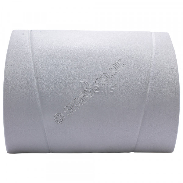 Wellis Pillow - Small Light Grey