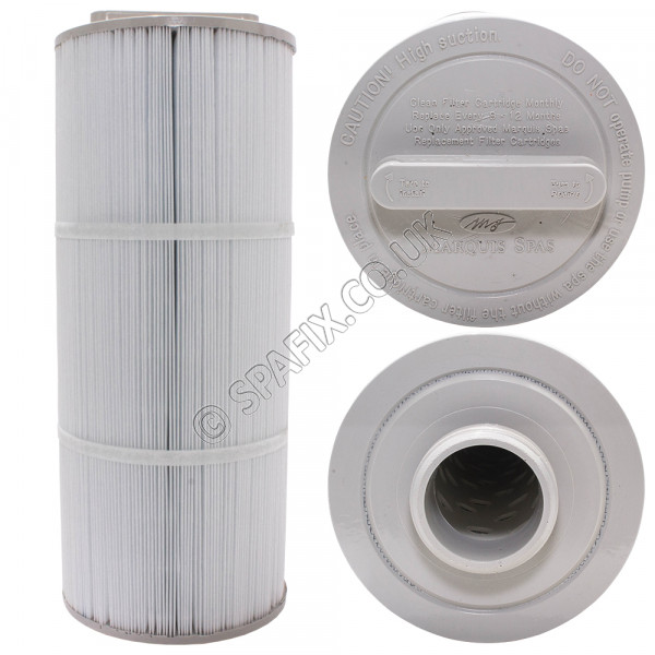 (20041) (mm) Marquis Spa Filter 50 ft grey threaded (2000-2010)